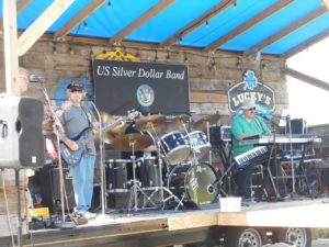 US Silver Dollar Band